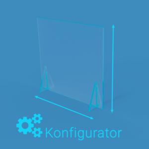 Spuckschutz-konfigurator