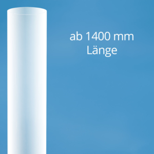 PLEXIGLAS® Rohre satiniert ab 1401 mm