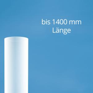 PLEXIGLAS® Rohre satiniert bis 1400 mm